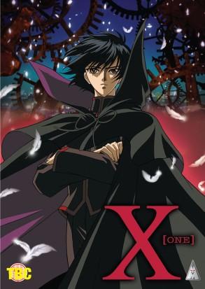 x-anime-volume-1
