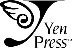 Logo © Yen Press